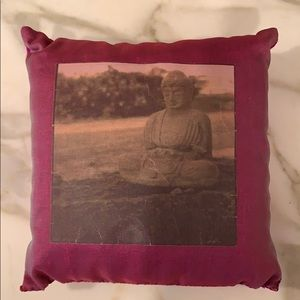 Lisa Chun Silk Lavender Sachet Pillow